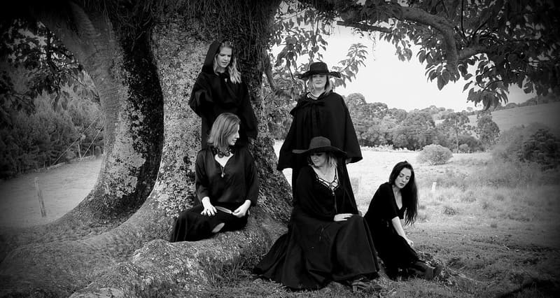 Being a Witch - Many Witches in a coven