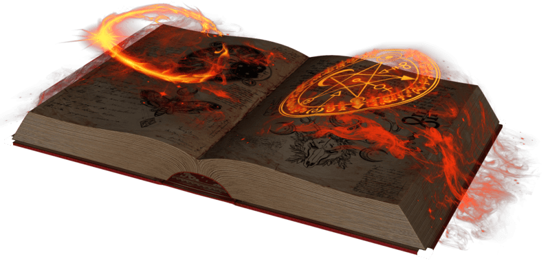 Witchcraft Spell Book