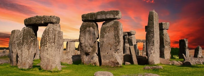 Paganism And Christianity - Wicca and Witchcraft - Heathens - Druids - Stonehenge