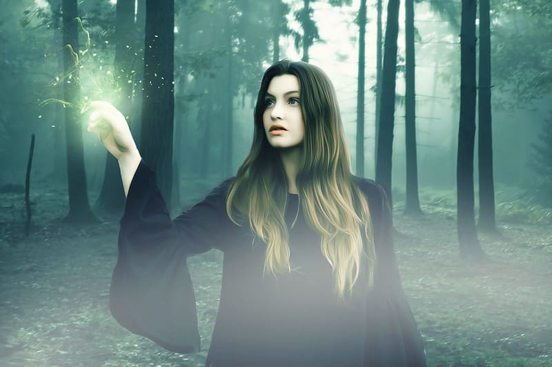 Being A Witch - Witchcraft or the Craft is not evil - Wicca Religion
